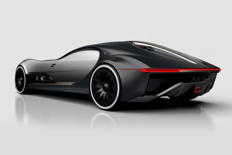 ١٤ صورة للتصميم المستقبلي لسيارة Bugatti Type 57T #سيارات - صورة ١٢