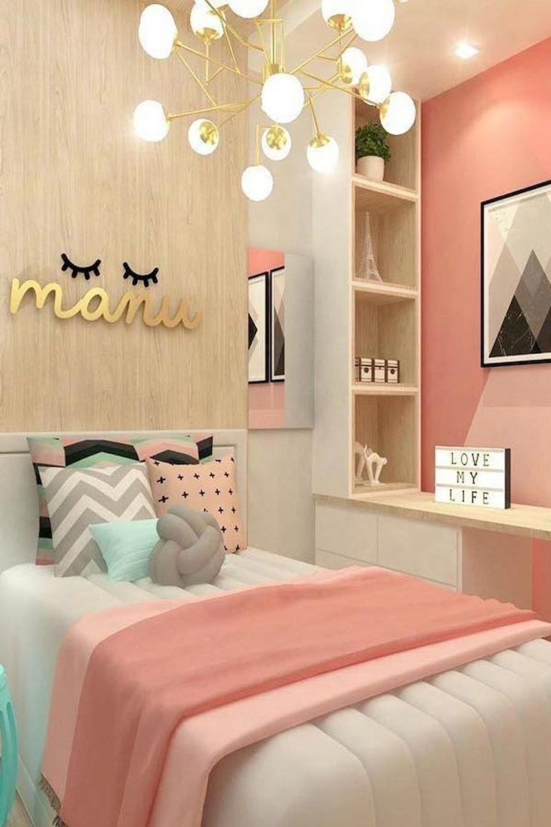 ١٠ أفكار #تصاميم غرف #بنات - صورة ٩