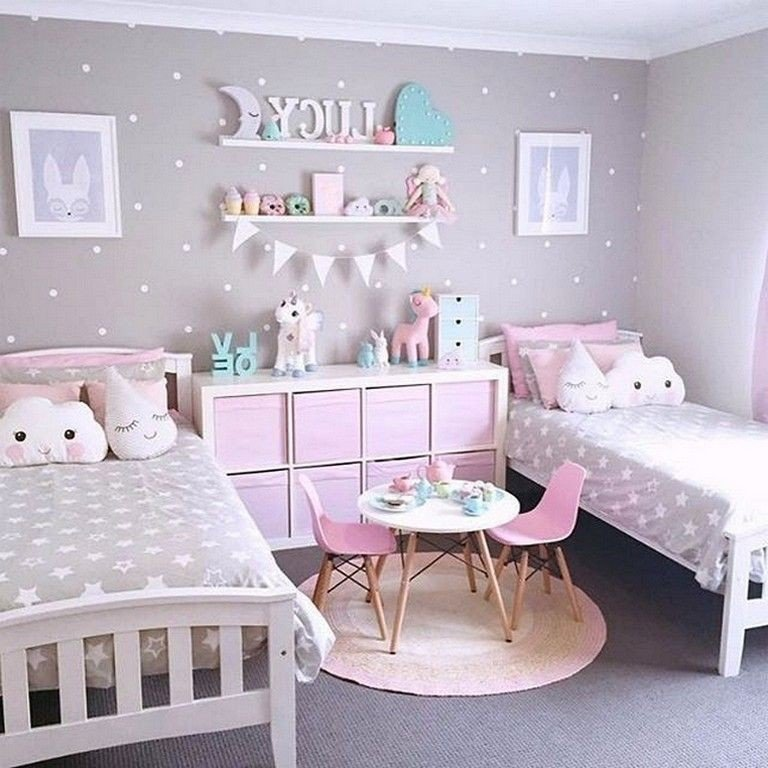 ١٠ أفكار #تصاميم غرف #بنات - صورة ٤