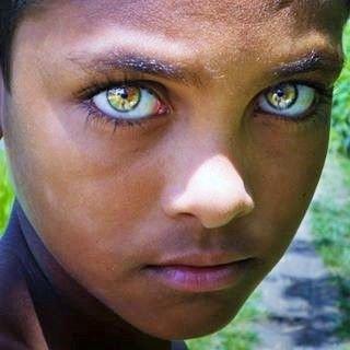 15 صورة لأجمل #عيون #الأطفال #بنات - صورة 1