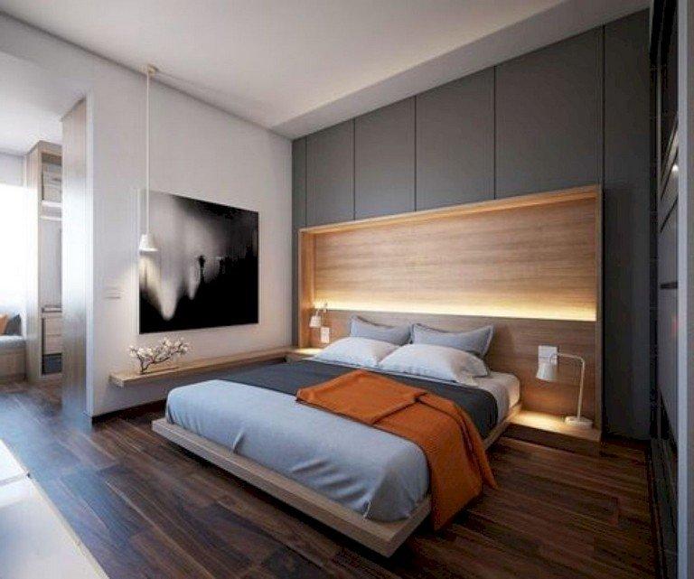 48 تصميم منوع ل #غرف_نوم للمساحات الصغيرة #منازل - صورة 17