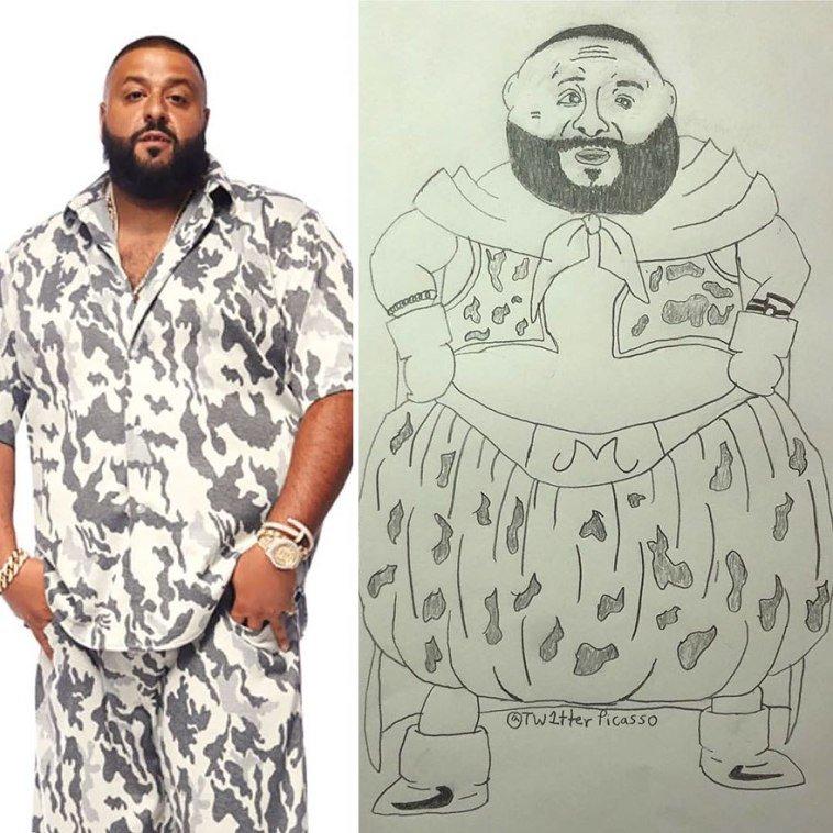 36 صورة لفنان يقوم بنشر رسومات مضحكة لصور #مشاهير على #تويتر @Tw1tterpicasso #مضحك #نهفات #فن - صورة 20