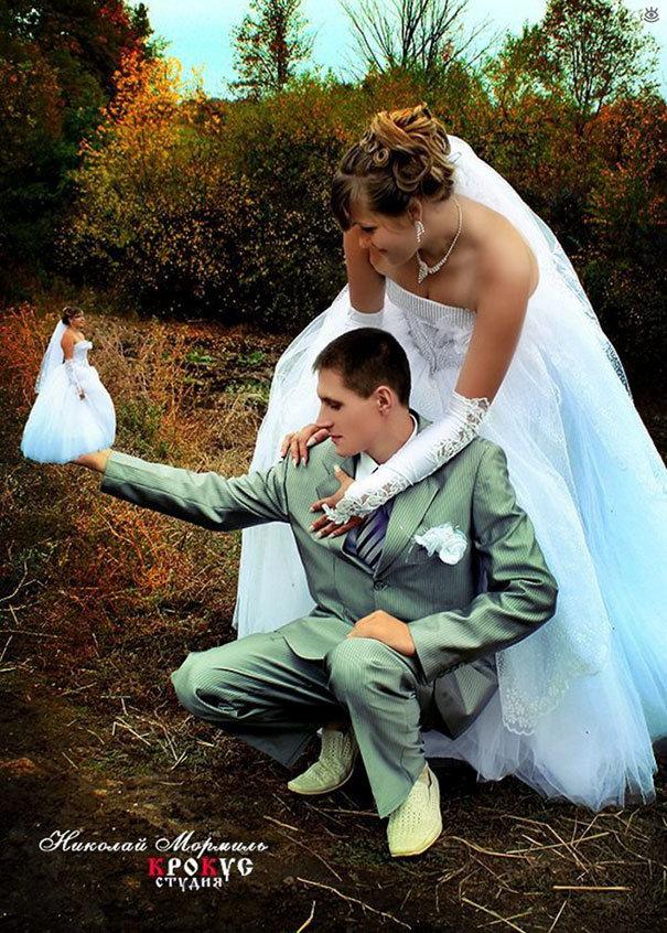 86 صورة أعراس تحصل فقط في #روسيا #مضحك #نهفات - صورة 71