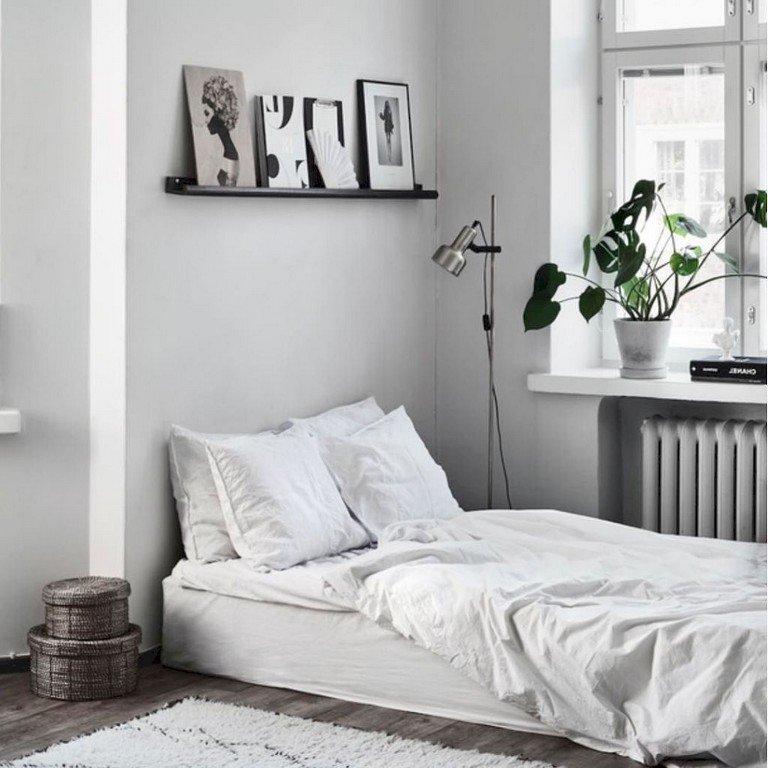 48 تصميم منوع ل #غرف_نوم للمساحات الصغيرة #منازل #بنات - صورة 31