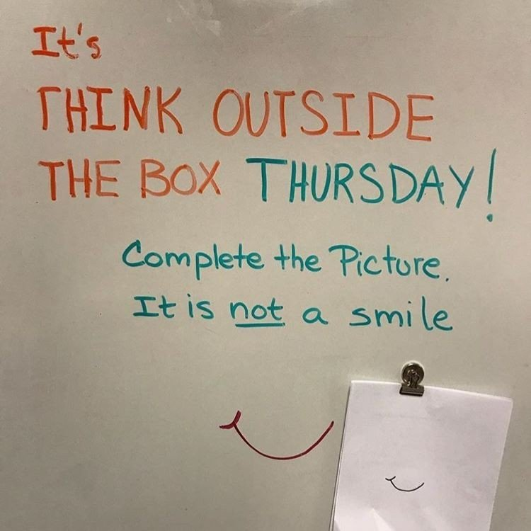 Think outside of the box challenge - image 3
