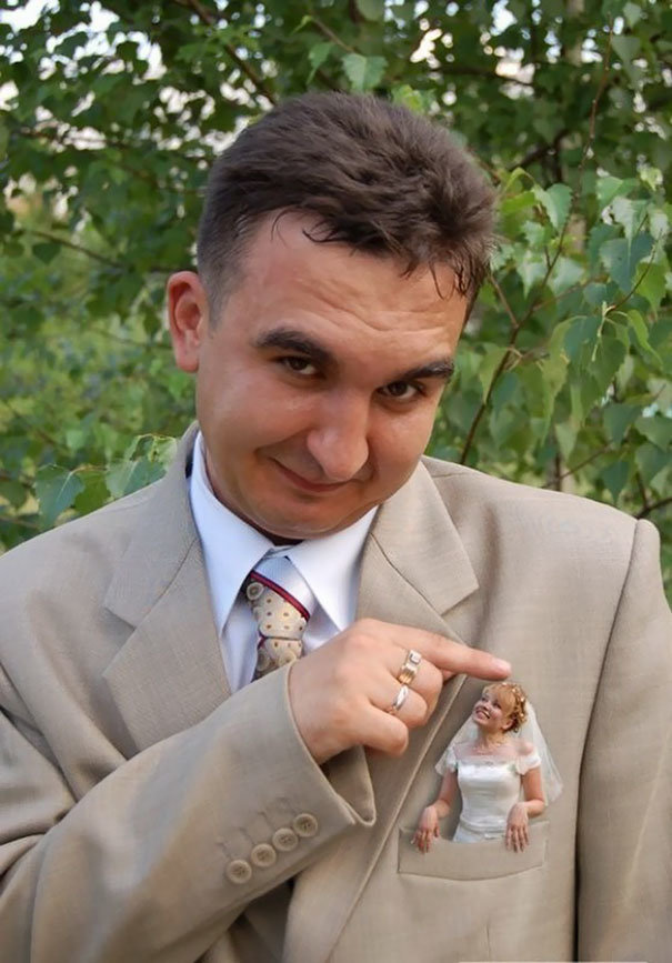 86 صورة أعراس تحصل فقط في #روسيا #مضحك #نهفات - صورة 10