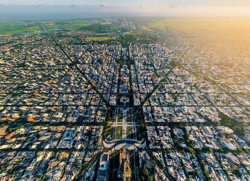 26 صورة لمدن من العالم تم التقاطها من الجو - صورة 10
