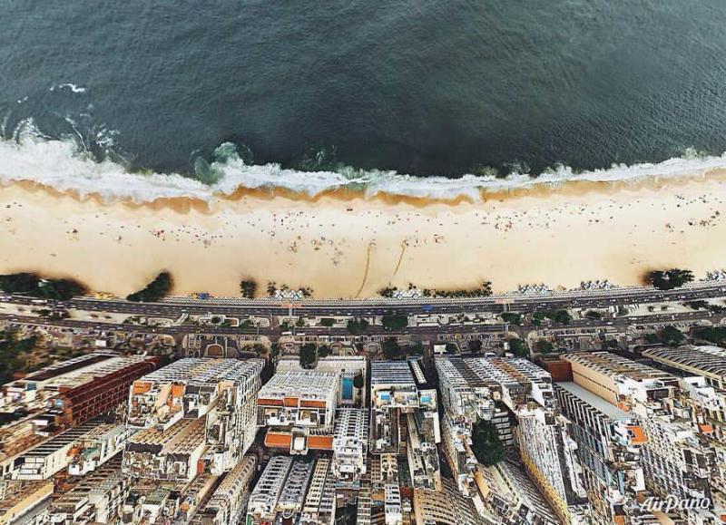 26 صورة لمدن من العالم تم التقاطها من الجو - صورة 8