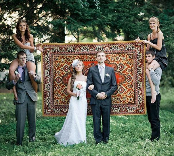 86 صورة أعراس تحصل فقط في #روسيا #مضحك #نهفات - صورة 9