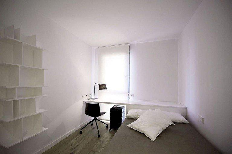 48 تصميم منوع ل #غرف_نوم للمساحات الصغيرة #منازل #بنات - صورة 34