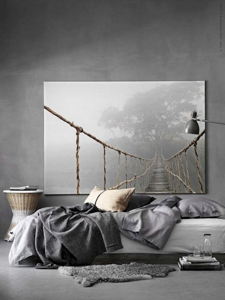 48 تصميم منوع ل #غرف_نوم للمساحات الصغيرة #منازل - صورة 5