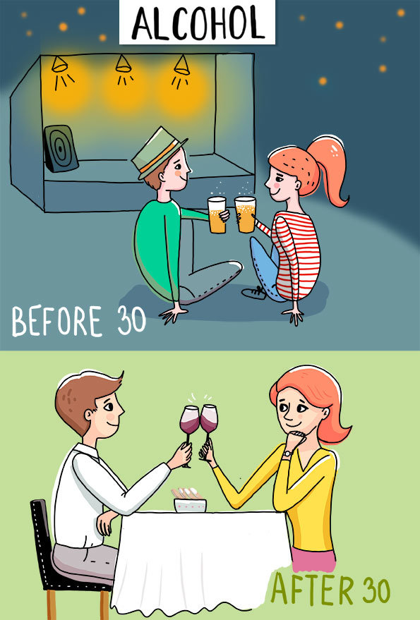 Life before and After 30 #funny - Image 7