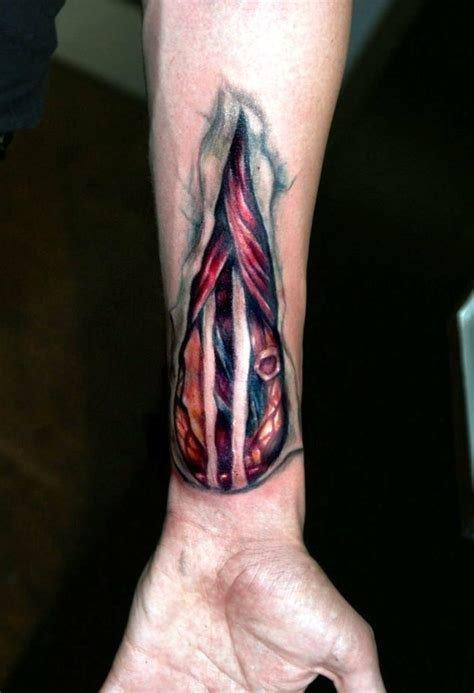 أكثر من 50 #وشم #Tattoo #وشوم ثلاثية الأبعاد #3D #فن - صورة 46