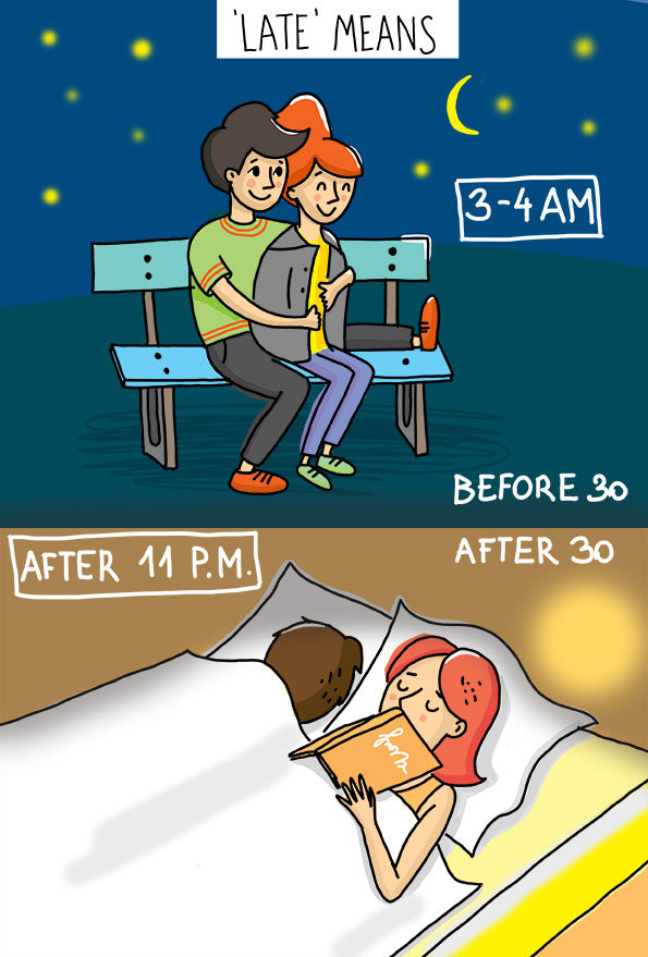 Life before and After 30 #funny - Image 19
