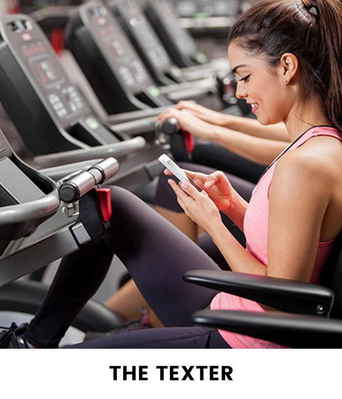 Eight Types Of Girls You See At The Gym - Texter Girls