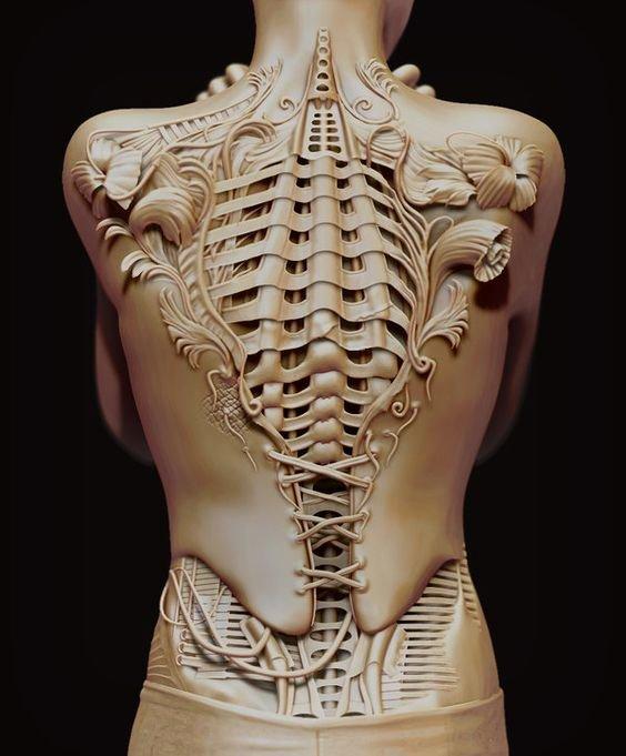 أكثر من 50 #وشم #Tattoo #وشوم ثلاثية الأبعاد #3D #فن - صورة 49
