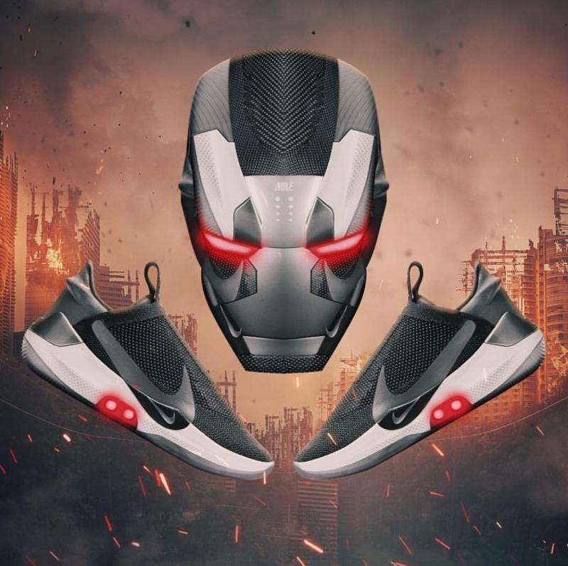 #تصاميم أحذية رياضية من شركة #Nike مستوحاة من أبطال شركة #Marvel الخارقين - صورة ٤