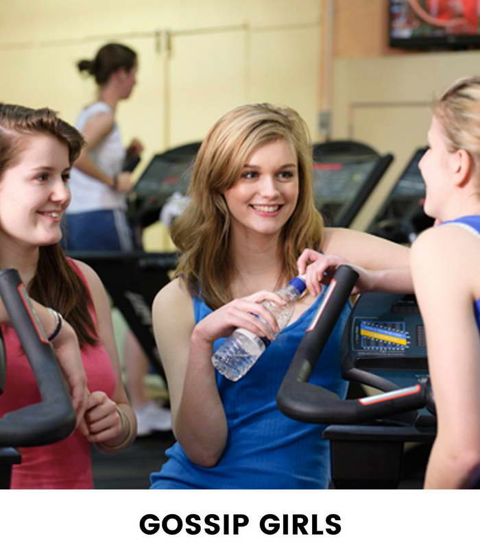 Eight Types Of Girls You See At The Gym - Gossip Girls