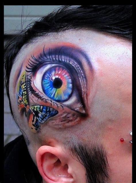 أكثر من 50 #وشم #Tattoo #وشوم ثلاثية الأبعاد #3D #فن - صورة 44