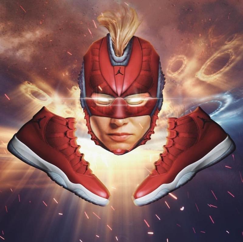 #تصاميم أحذية رياضية من شركة #Nike مستوحاة من أبطال شركة #Marvel الخارقين - صورة ٦