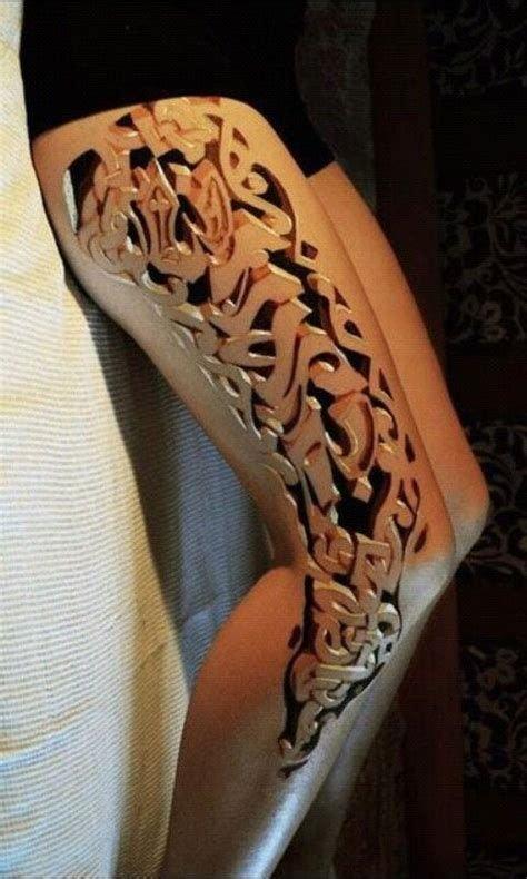 أكثر من 50 #وشم #Tattoo #وشوم ثلاثية الأبعاد #3D #فن - صورة 47