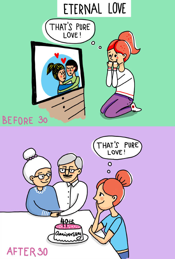 Life before and After 30 #funny - Image 13