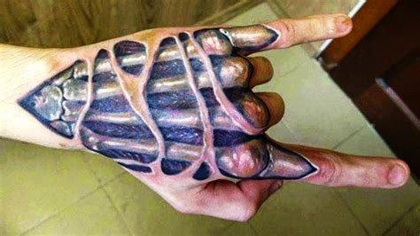 أكثر من 50 #وشم #Tattoo #وشوم ثلاثية الأبعاد #3D #فن - صورة 21