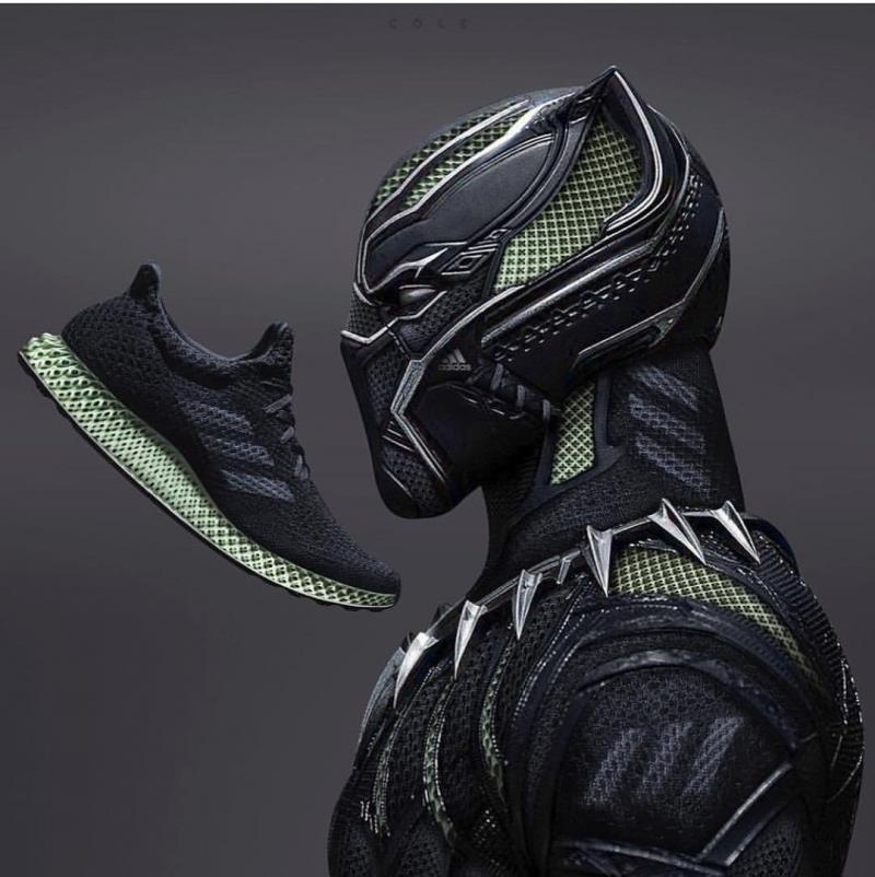 #تصاميم أحذية رياضية من شركة #Nike مستوحاة من أبطال شركة #Marvel الخارقين - صورة ٨