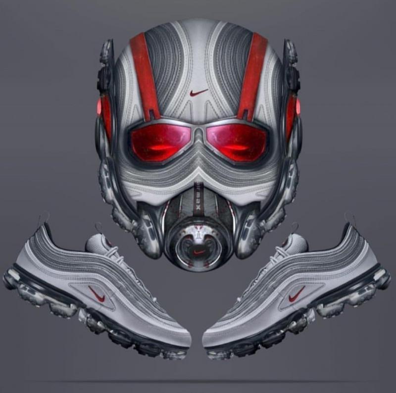 #تصاميم أحذية رياضية من شركة #Nike مستوحاة من أبطال شركة #Marvel الخارقين - صورة ٥