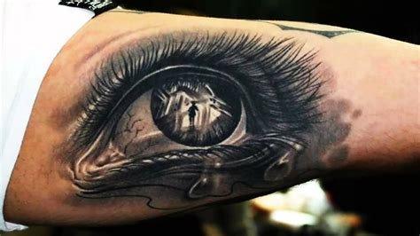 أكثر من 50 #وشم #Tattoo #وشوم ثلاثية الأبعاد #3D #فن - صورة 3
