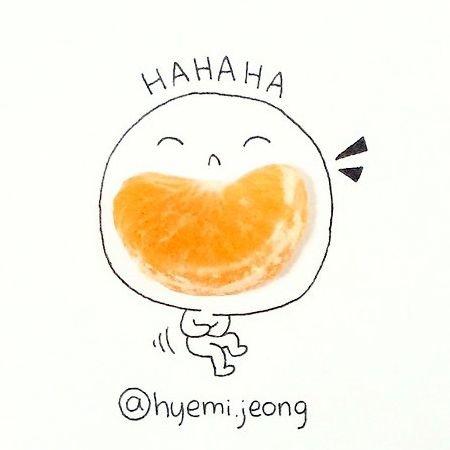 10 أعمال فنية للفنان @heymi.jeong يدمج فيها الرسم مع مواد متداولة #فن - صورة 8