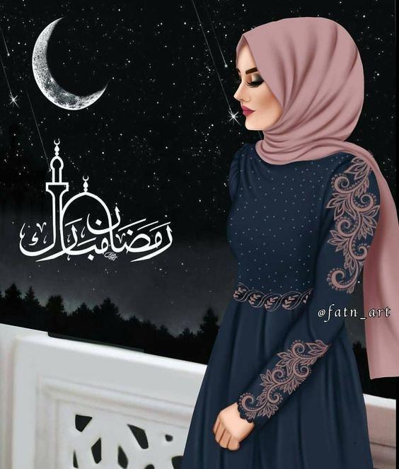 10 صور #خلفيات #بطاقات للكتابة عليها #رمضان - صورة 7