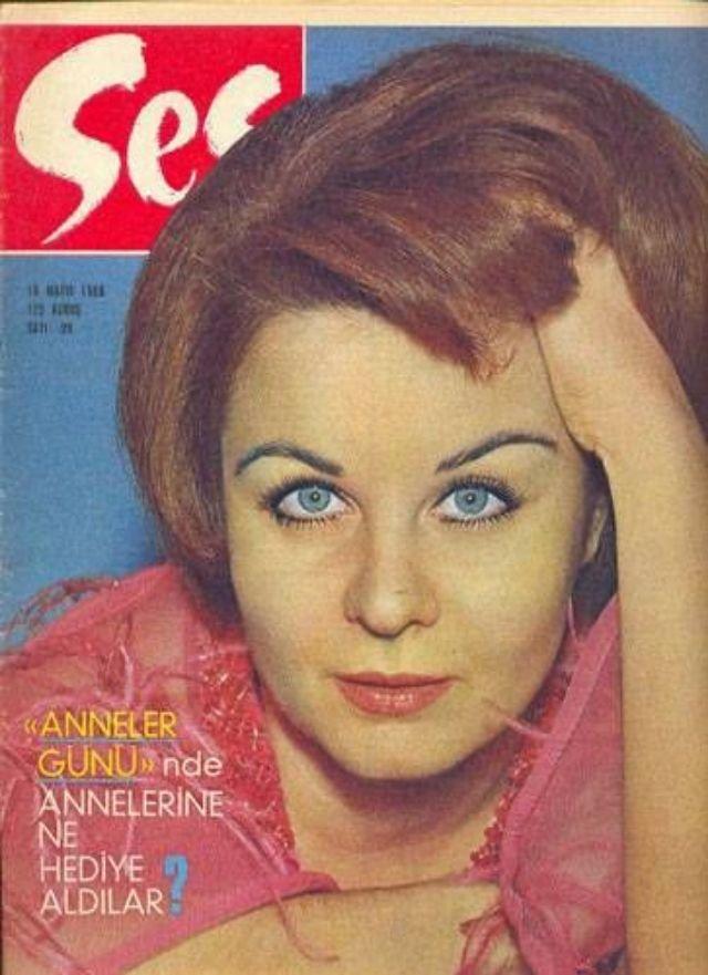أكثر من 40 صورة غلاف لمجلة #Ses التركية المختصة بالجمال تعود للستينات من القرن الماضي #بنات #تاريخ - Fatma Girik