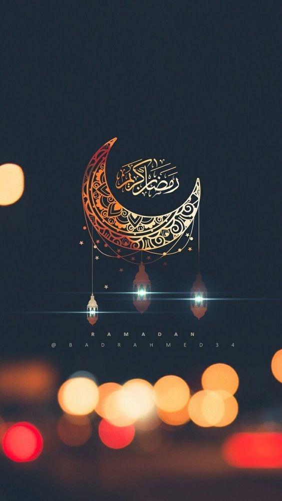 10 صور #خلفيات #بطاقات للكتابة عليها #رمضان - صورة 3