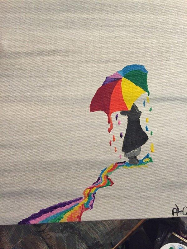 40 صورة ملونة باستخدام أقلام الرصاص #Pencil_Drawing #فن - صورة 6