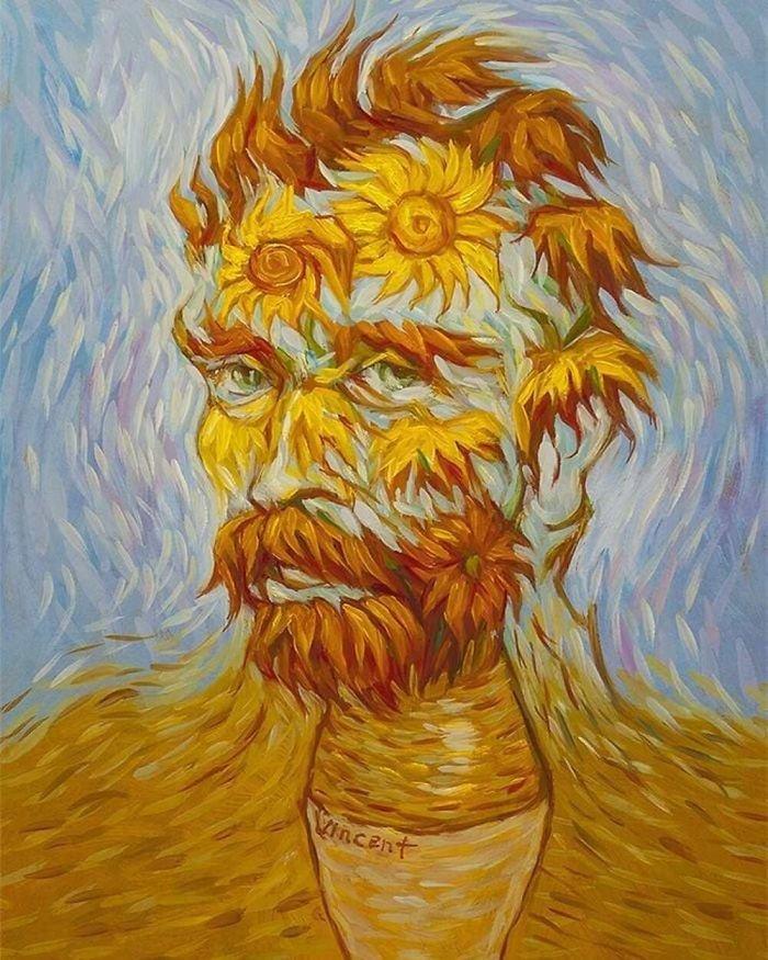 35 عمل فني خيالي للفنان #Oleg_Shuplyak الذي يتميز باستخدام #خداع_بصري لتنفيذ أعماله #فن - صورة 17