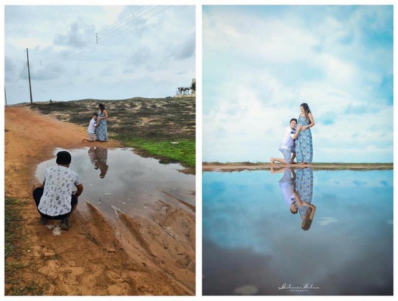 شركة التصوير #Glimar_photos وضعت على حسابها في #انستجرام كيف تصور لقطاتها المدهشة #فن - صورة 12