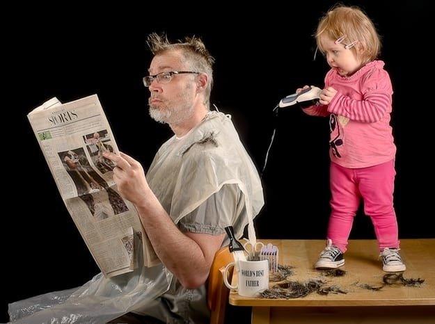 مجموعة صور مبدعة ل #Dave_Engledow مع ابنته - صورة ١٠