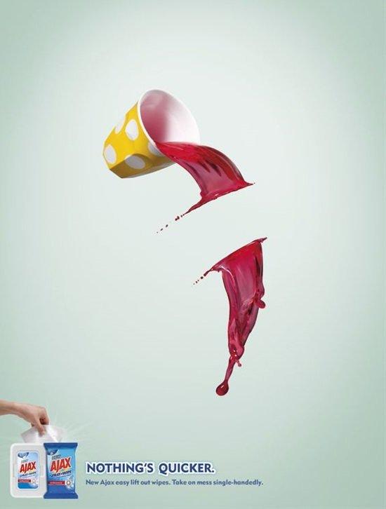 عندما يبدع مصممو الإعلانات #تسويق - Ajax