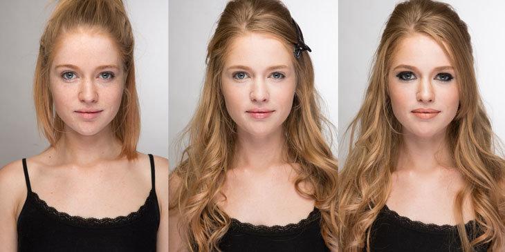 30 صورة لتأثيرات #الماكياج قبل وبعد #بنات - صورة 12