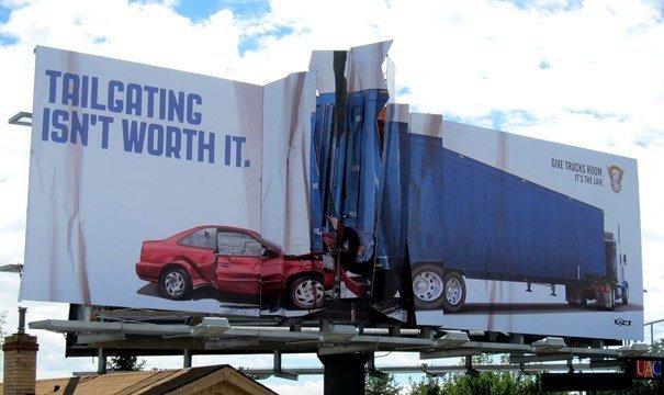 #إعلانات ضخمة مميزة بأفكار مبدعة #تسويق - صورة ٨