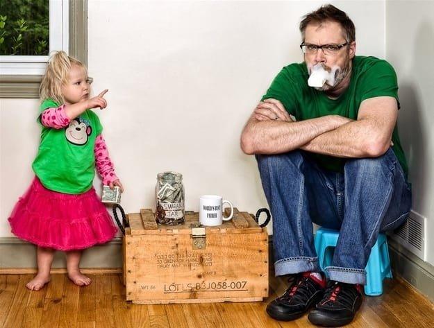 مجموعة صور مبدعة ل #Dave_Engledow مع ابنته - صورة ٦