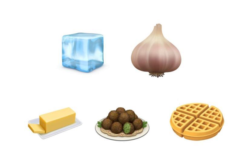تعرف على #emojis شركة #Apple الجديدة - صورة ١