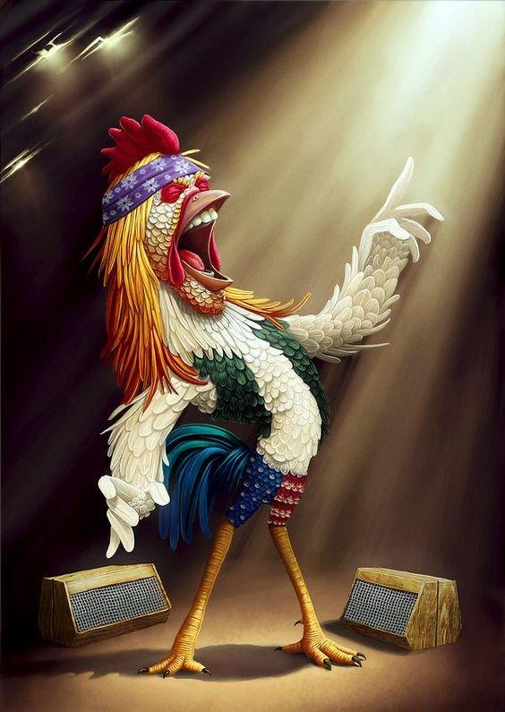#إعلانات باستخدام الدجاج #تسويق - صورة 3