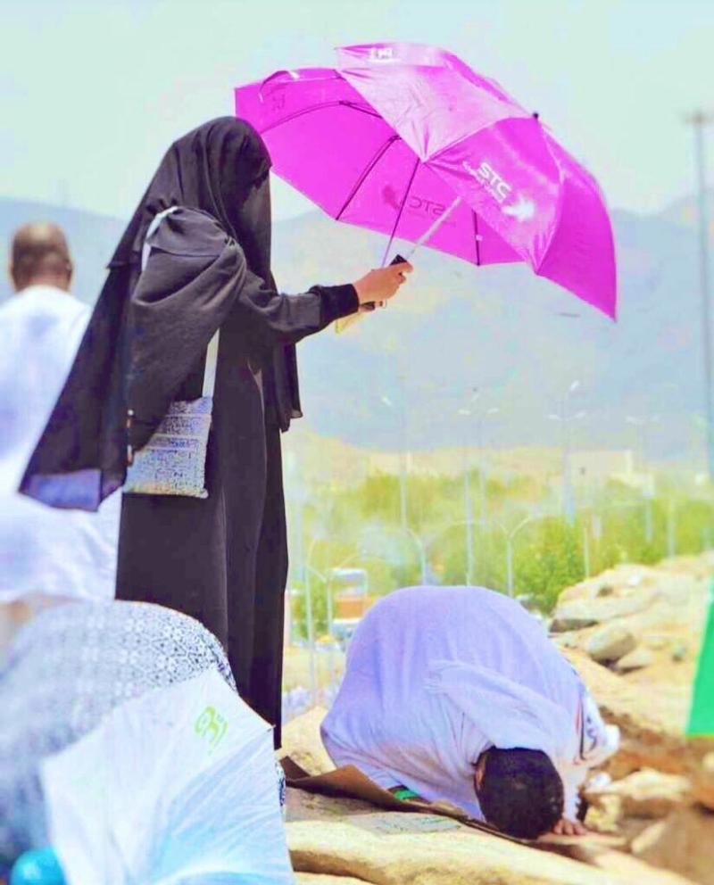 من أجمل ما شاهدت في صور #الحج هذا العام #السعودية