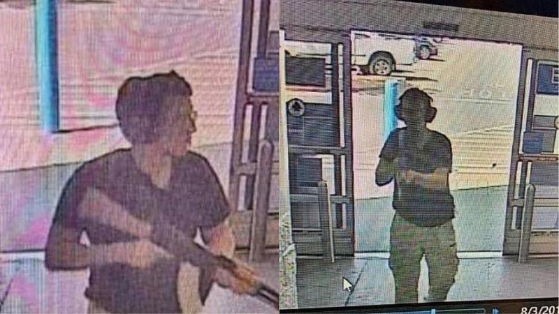 صور متداولة لسفاح جريمة #تكساس #باتريك_كروسياس المتعاطف مع مجرم #نيوزيلندا والذي قتل ما يزيد عن ٢٠ مدنيا في محل تجاري - صورة ٢