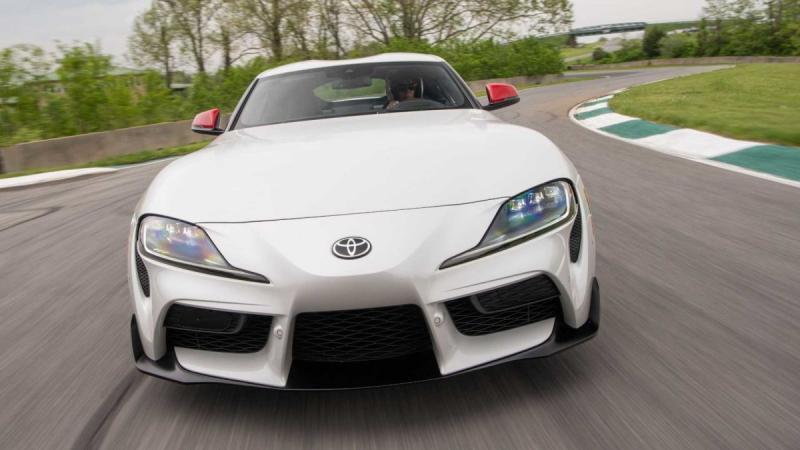 سيارة #Toyota الفئة supra موديل 2020 #سيارات - صورة 1