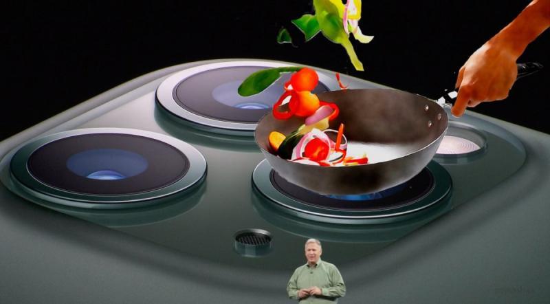 ردود الأفعال الساخرة من تصميم جهاز #IPhone11 الجديد من شركة #Apple - صورة ٧