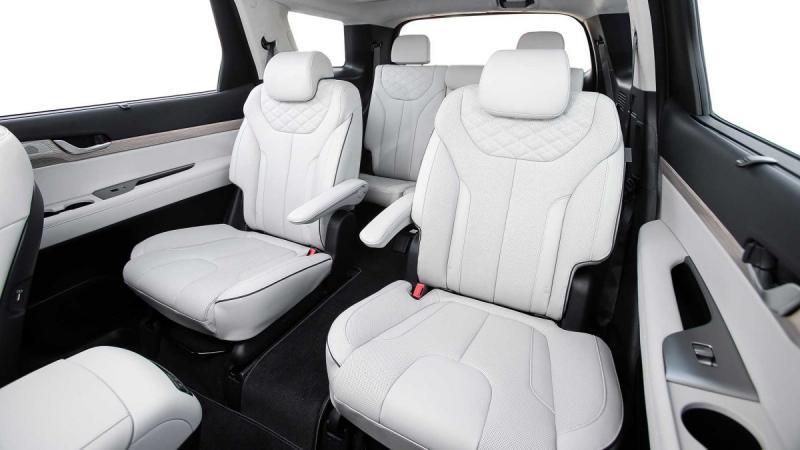 سيارة #hyundai الفئة palisade موديل 2020 #سيارات - صورة 12