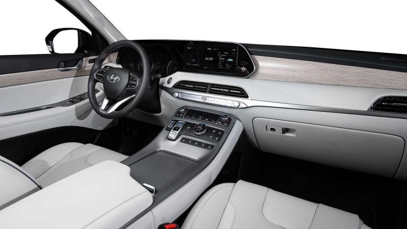 سيارة #hyundai الفئة palisade موديل 2020 #سيارات - صورة 10